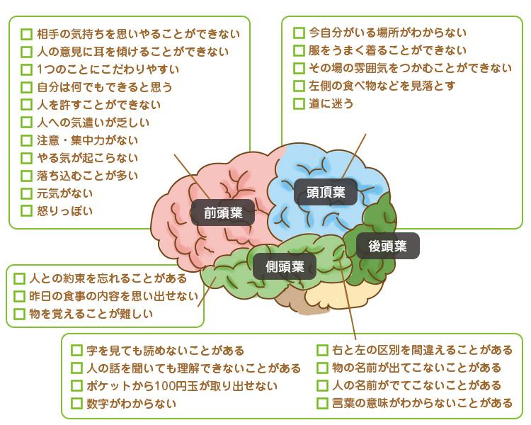 高次脳機能障害とは? | 高次脳機能障害専門クリニック ...